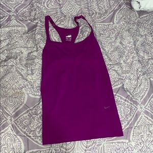 Small Nike fit dry tank